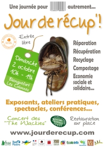 affiche officielle JDR 2011